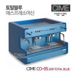 CIME CO-05 Total Blue 토탈블루