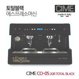 CIME CO-05 Total Black 토탈블랙